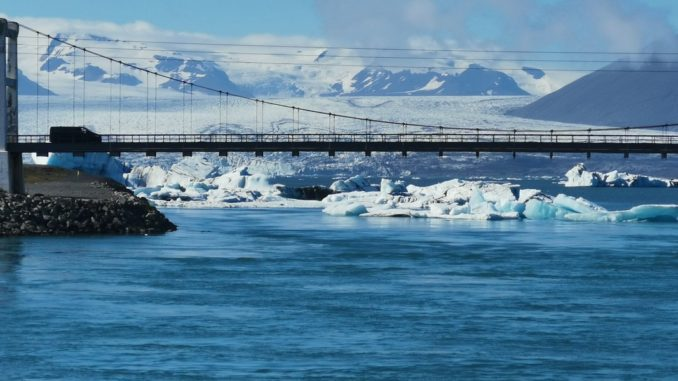 Glacier Gletscher