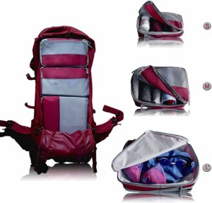 Packwürfel für Rücksack