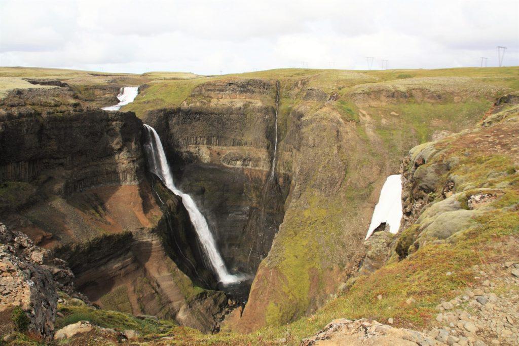 Fossa größter Wasserfall