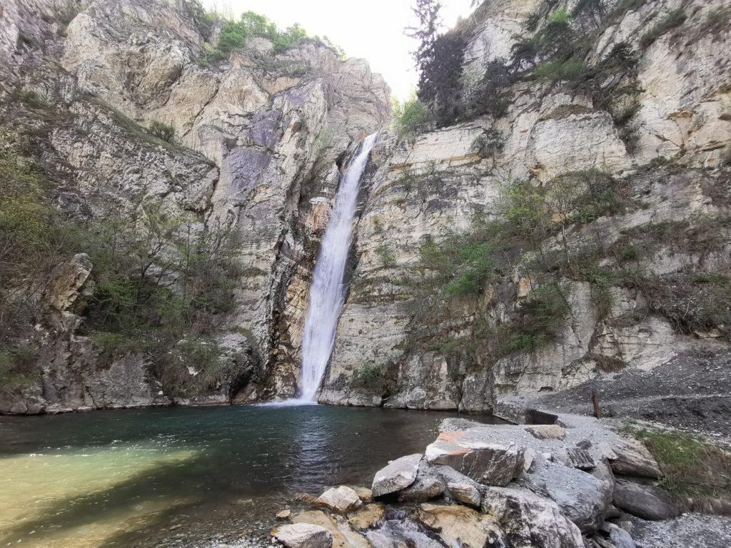 Turtmann Wasserfall
